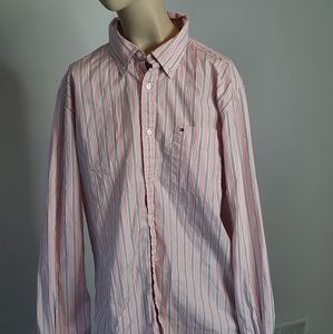 Tommy Hilfiger - long sleeve button shirt